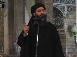 IS发布其领袖巴格达迪