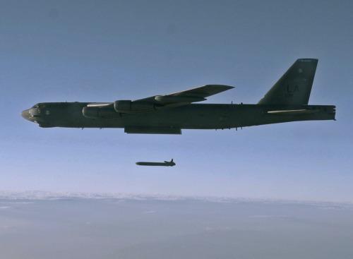 美媒:空军将研制两种新型核导弹