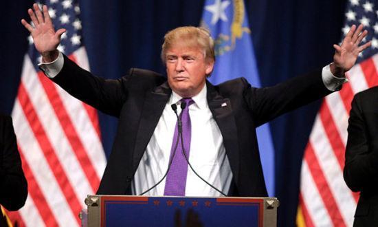 """特朗普使用美国习语 评价普京是一位""""硬汉"""""""