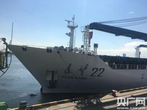 长征五号天津启航奔赴海南发射场 年底前择机首飞