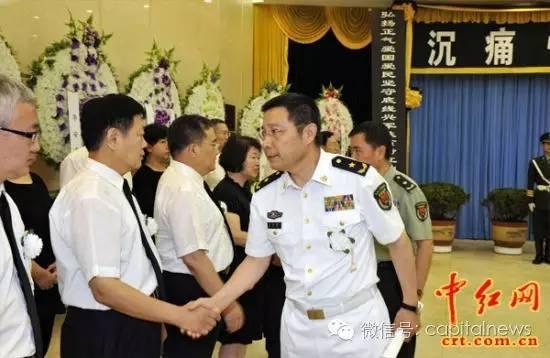 冯丹宇任军委装备发展部副部长 系冯玉祥之孙