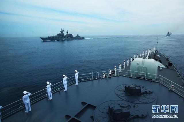 中俄20余舰将在钓鱼岛海域演习 与普京访华同步