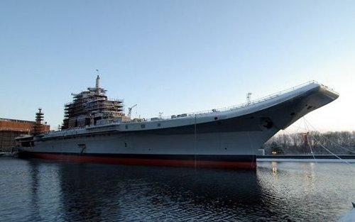 外媒比较中国和印度航母改装异同