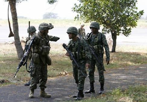 菲律宾首次证实正与美国洽谈扩大在菲军事存在