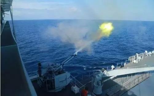 解放军今起南海放大招,仲裁案裁决前中国火力全开