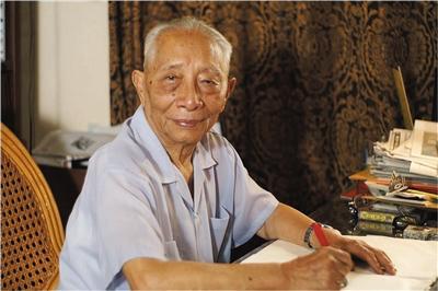 新闻学界泰斗甘惜分逝世 终年100岁