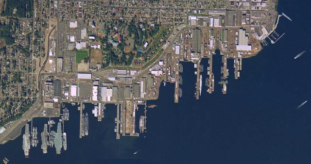 重兵云集:世界上兵力最豪华的海军基地