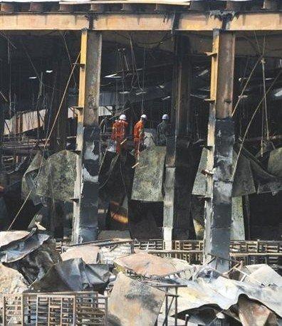 吉林致121人死亡火灾11名公职人员被刑拘