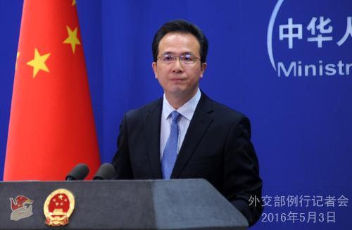 """外交部回应""""西藏流亡政府""""""""选举"""":闹剧"""