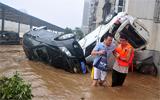湖北十堰遭暴雨袭击多人遇难