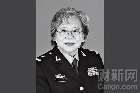 """彭德怀侄女上月去世 曾被称""""军中女包公"""""""