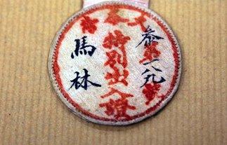 马林造访孙中山在广州的军事大本营时,所持有的特别出入证