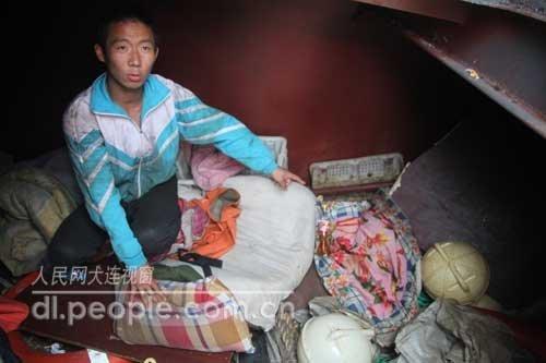 遭朝鲜扣押中国渔民回国 称挟持者是朝鲜军人