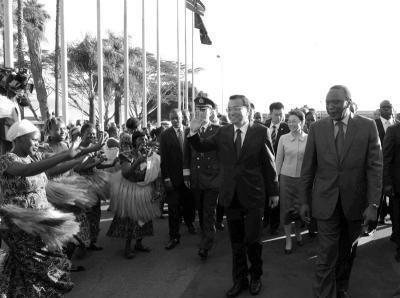 媒体盘点李克强非洲行:布局未来十年中非合作