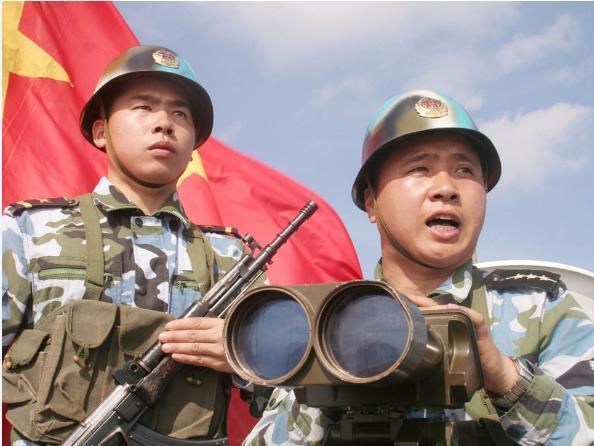 一切霸权主义都是纸老虎 支持国家核潜艇带弹战略巡航