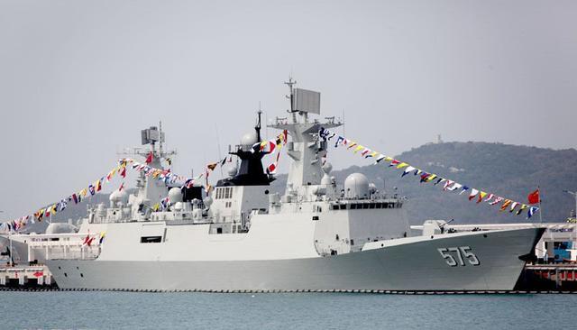 美公布环太军演参演名单 中国4艘先进舰艇参加