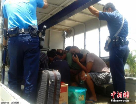 """菲律宾向中国渔民提""""诉讼"""" 保释金上万人民币"""