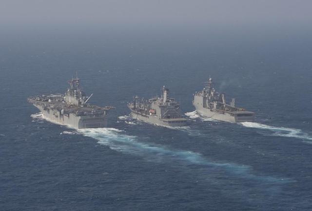 美军高官罕见对华示弱:南海巡航挡不住解放军
