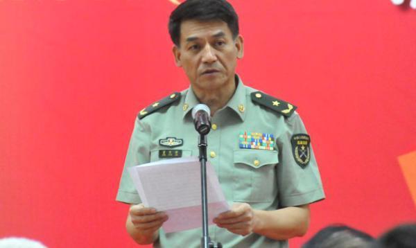 军事资讯_军事新闻资讯军事博物馆馆长董长军晋升少将军衔