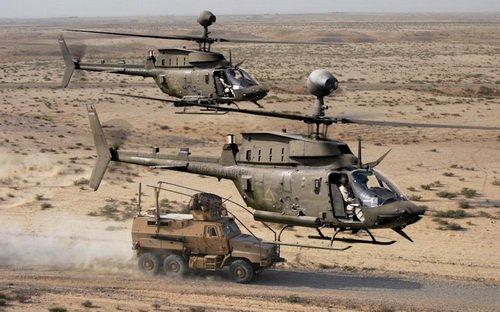 OH-58:逆袭高富帅的矮穷挫
