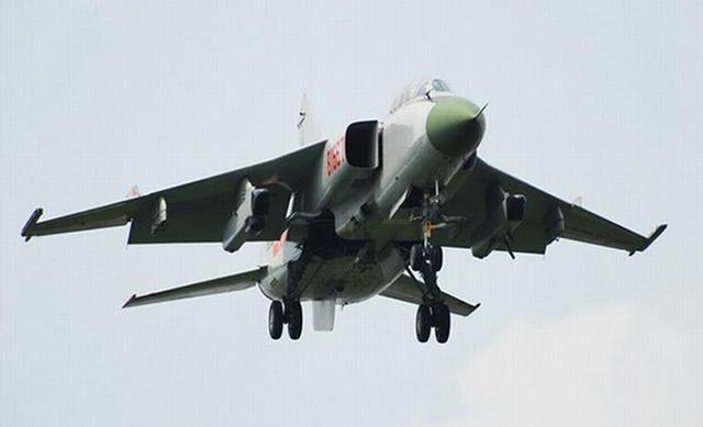 假如战争明天来临:飞豹将从西沙出击