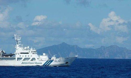 日方蓄意升级挑衅 安倍放言全天候巡航钓鱼岛