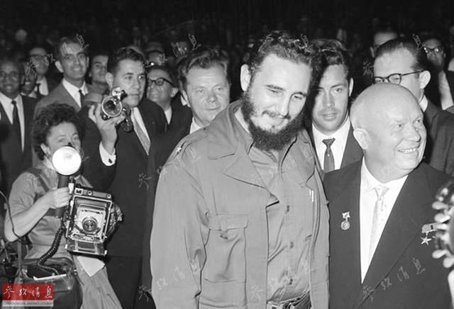 外媒揭古巴苏联恩仇史:后者撤走导弹被认为是背叛