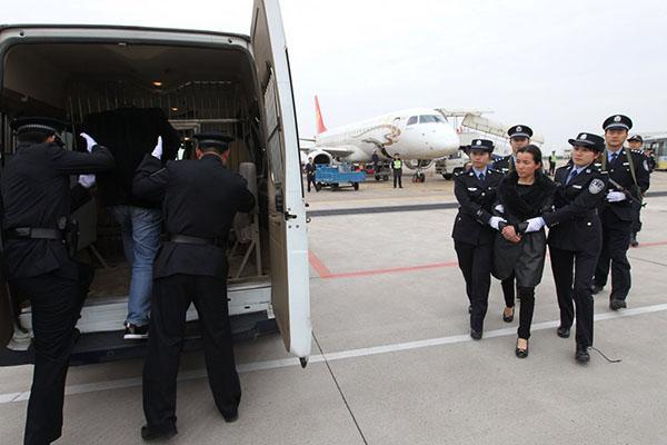 跨國獵狐:她以為飛休士頓 卻到了上海 - 纽约文摘 - 纽约文摘