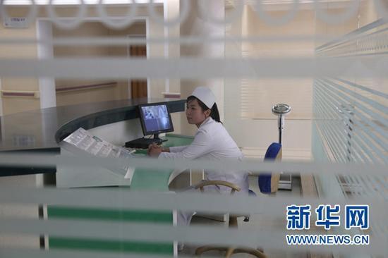 朝鲜平壤产院走访记:三胞胎女孩嫁妆国家承担