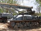 """二战""""谢尔曼""""坦克竟变身导弹车"""
