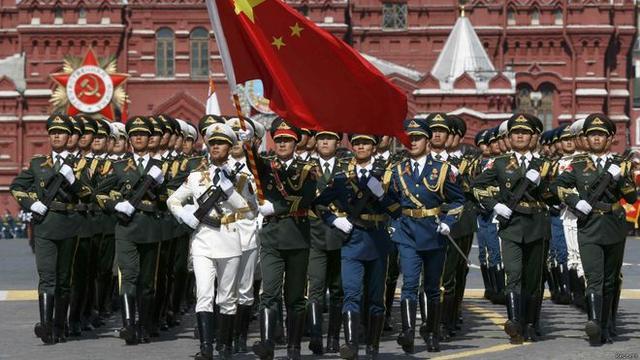 解放軍一周學會俄文喀秋莎 俄民眾歡呼軍事新聞,香港交友討論區