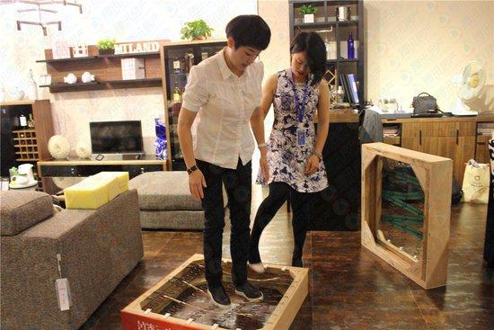 米兰家居郑少琴专访 :买沙发需要知道的事