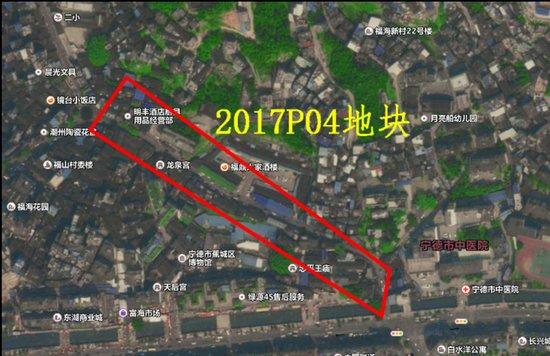 【土拍速递】碧桂园4.35亿又竞得八一五路东段地块