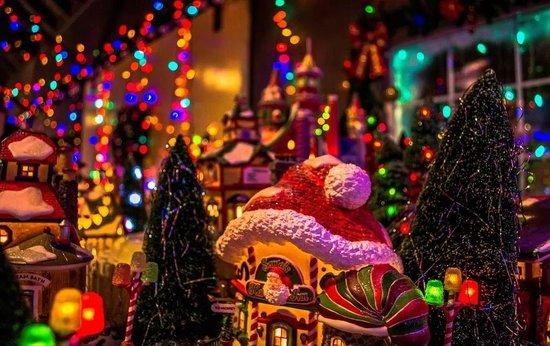 绿城·天湖明月丨圣诞有好礼 红包任你抢!