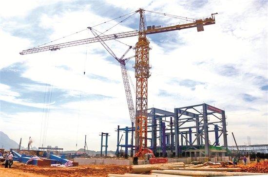 中铝宁德铜冶炼基地预计明年6月份实现竣工