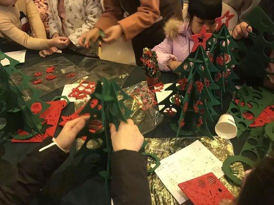 圣诞欢乐颂,幸福不落幕~