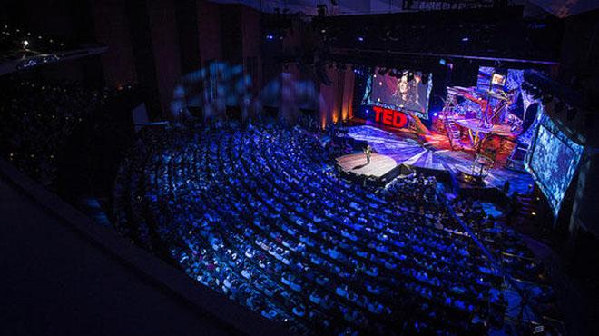 TED的演讲会做精心组织