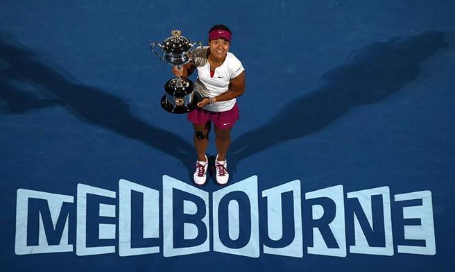 李娜拿下今年的澳网冠军后,因伤病陷入低谷