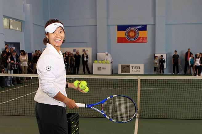 李娜退役后或将投身网球教育事业