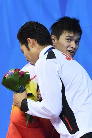"""未来亚洲泳坛将会是孙、朴和�c野""""三国杀"""""""