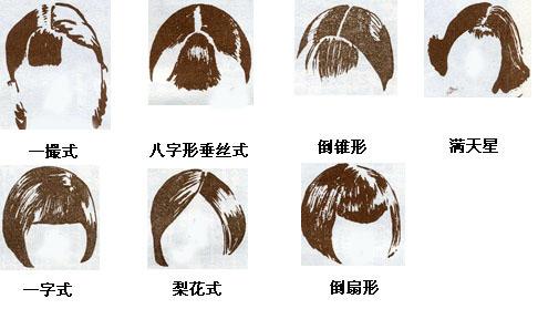 民国女士发型