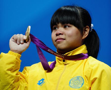 赵常玲是奥运冠军,当地人大部分不知道