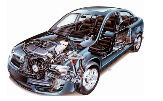 一辆汽车有上万个零部件,出现假货让人防不胜防