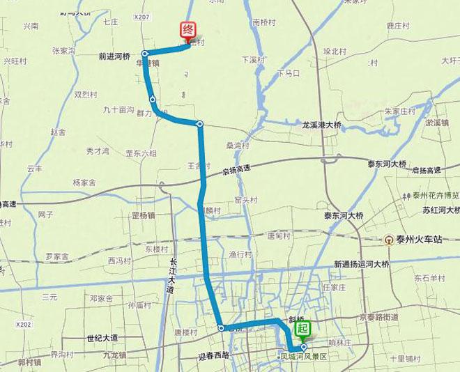 通过腾讯地图可以看到王冶居住地和案发地离了很远