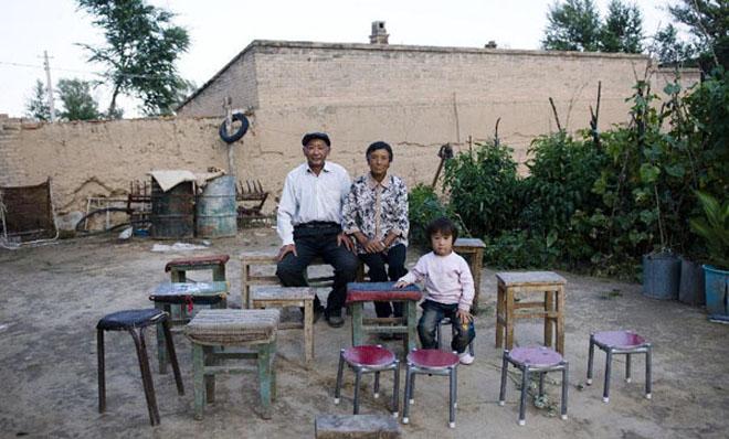 空心化的农村很难实现有效的社区整体防范