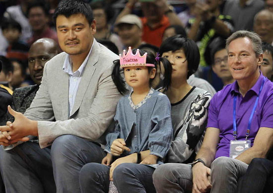 萧华相信NBA早晚会出现一位真正意义上的华人老板