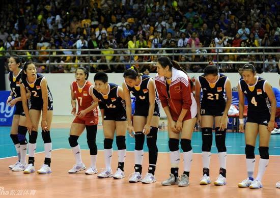 去年亚锦赛女排不敌韩国仅排名第四,郎平曾遭遇信任危机