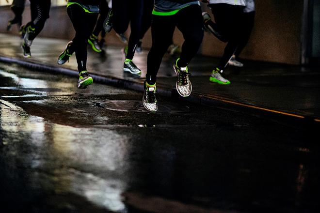 随着跑步人群的增多,对跑步装备的要求也越来越高