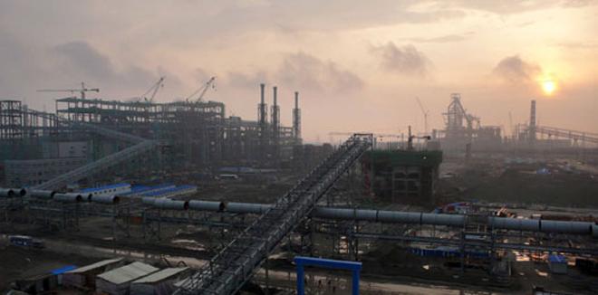 钢铁工业的环保责任很大