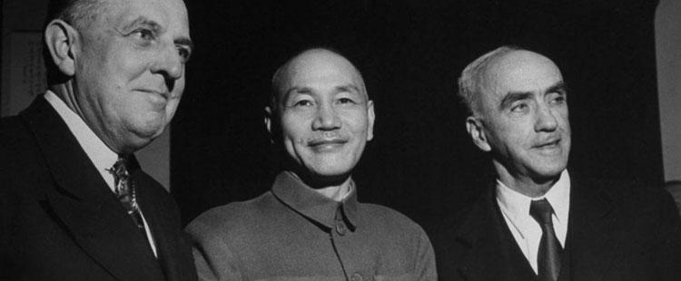 国军上将徐永昌给蒋介石打分 - 九色鹿 - 九色鹿